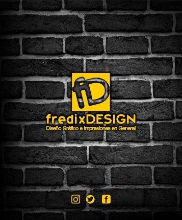 CATALOGO FREDIX DESIGN