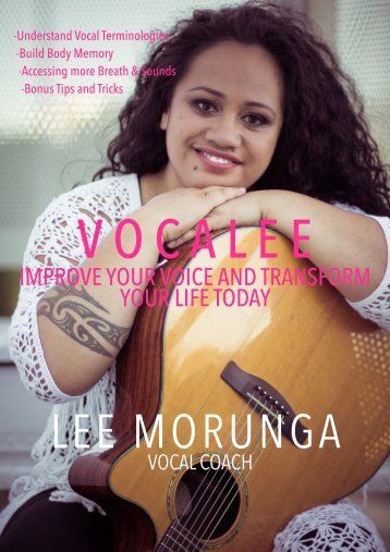 Vocal Training E - Book