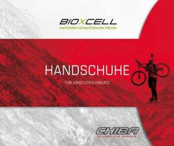 Chiba-Handschuhe