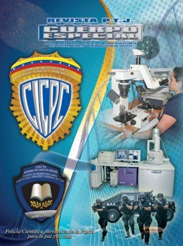Revista P.T.J. Cuerpo Especial