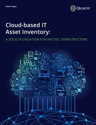 Cloud-based IT Asset Inventory