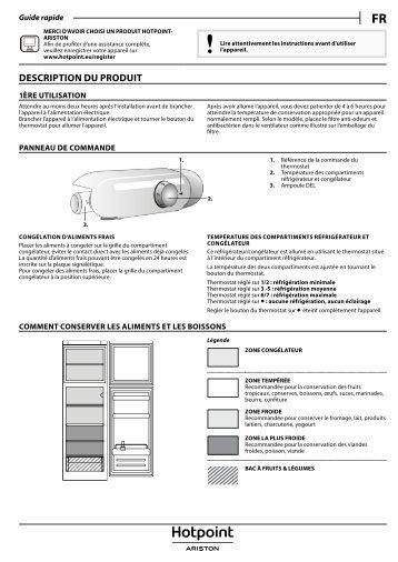 KitchenAid T 16 A1 D/HA - T 16 A1 D/HA FR (F093240) Setup and user guide