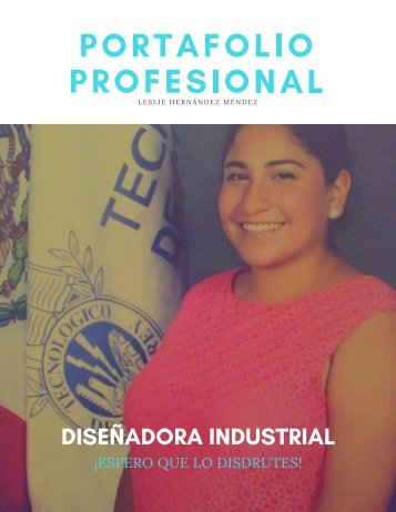 Leslie Hernández Portafolio Profesional