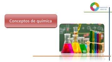 conceptos de química