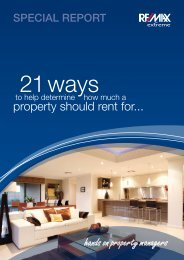 21 ways to help determine how much your property should rent for