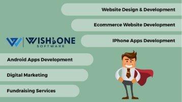 Best Website Design and Development Company - Wishbone Software
