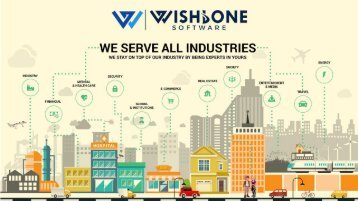 Develop A Website For Your Company - Wishbone Software