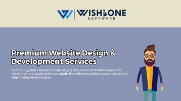 Premium Website Design & Development Services - Wishbone Software