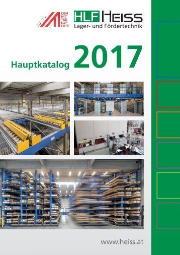 HLF - PowerPal Hauptkatalog 2017
