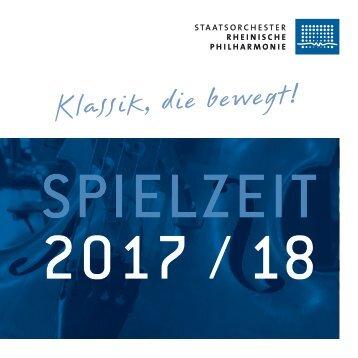 Spielzeit 2017/18