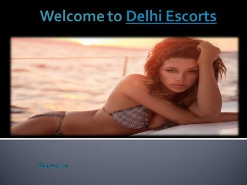 Delhi Esocrts