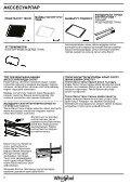 KitchenAid OAKZ9 7921 CS NB - OAKZ9 7921 CS NB KY (859991533860) Setup and user guide - Page 2