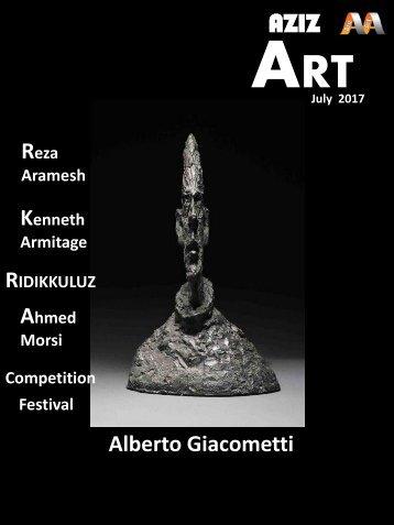 Aziz Art July 2017