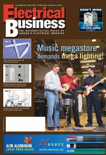 spend - Electrical Business Magazine