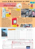 2 te Seite Lauche & Maas Werbeblatt Juli 2009 - Seite 7