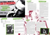 synopsis the future is unwritten the clash internationale ...