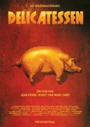 delicatessen - Neue Visionen