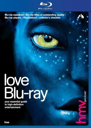HMV Blu-ray Guide - Clare Sturges