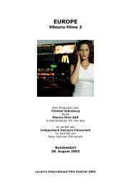 EUROPE 99euro-films 2 - Neue Visionen Filmverleih