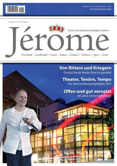 Mitarbeiter dieser Ausgabe - Jérôme Kassel