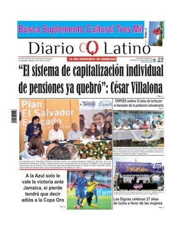Edición 15 de Julio de 2017