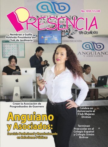Revista Presencia Acapulco 1055