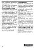 KitchenAid OAKZ9 7900 HS IX - OAKZ9 7900 HS IX PL (859991534340) Health and safety - Page 5