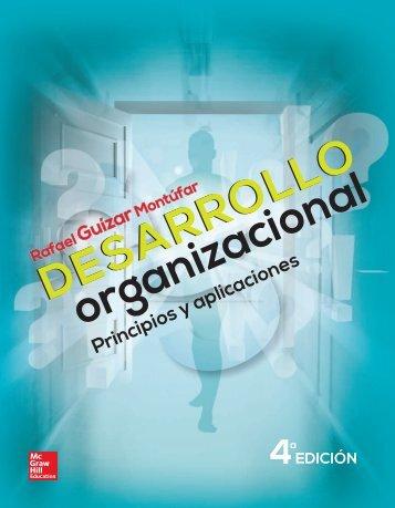 Desarrollo Organizacional-Rafael Guizar