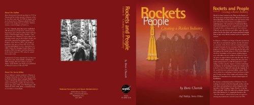 People Creating A Rocket Industry Nasa