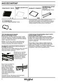 KitchenAid OAKZ9 7921 CS WH - OAKZ9 7921 CS WH KY (859991533840) Setup and user guide - Page 2