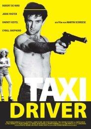 taxi driver - Neue Visionen