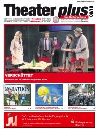ober Spielplan Deutsch - Deutsch-sorbisches Volkstheater