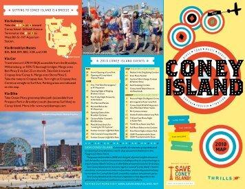 thrills - Save Coney Island