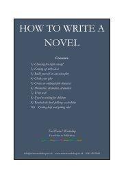 How_to_Write_a_Novel