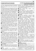 KitchenAid OAKZ9 6200 CS IX - OAKZ9 6200 CS IX DA (859991535780) Health and safety - Page 4