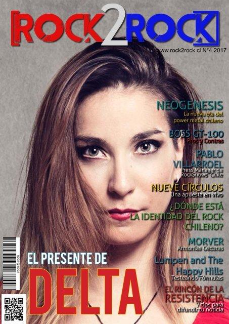 Rock To Rock Magazine N°4