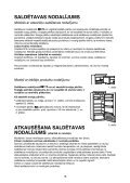 KitchenAid T 16 A1 D/HA - T 16 A1 D/HA LV (853903401500) Istruzioni per l'Uso - Page 4