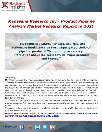 Rambam Health Care Campus Pipeline Products And Clinical Trial