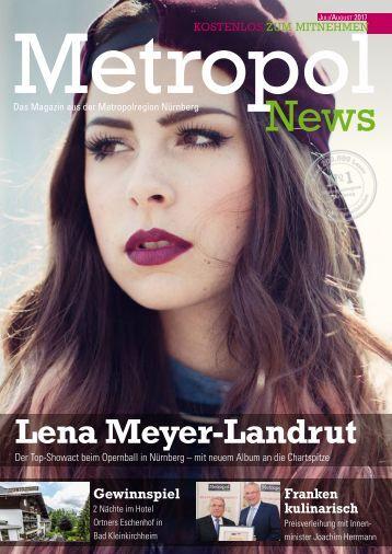 Metropol News Juli 2017
