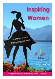 Inspiring Women Summer 2017