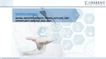 Spandex Market