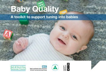 Baby Quality Toolkit Taster Pages