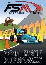 FS Austria Event Programme 2017