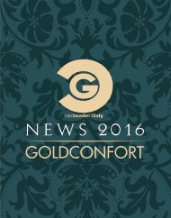 Gold Confort - News 2016