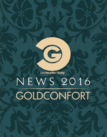 Gold Confort - News 2016