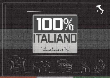 Cento Per Cento Italiano   Nouveau Catalogue 2017