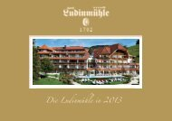 ldn-Imagebroschüre neu 30.10.12- 2013.indd - Hotel Ludinmühle ...