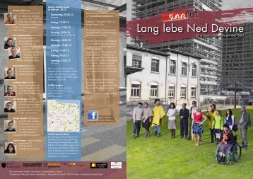 Lang lebe Ned Devine - Theater Sinnflut