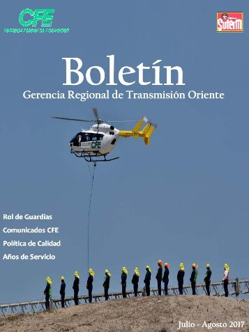 Boletin Julio-Agosto 2017 listo