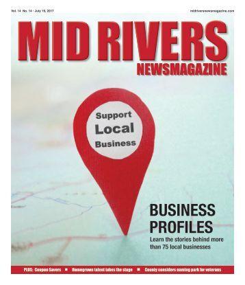 Mid Rivers Newsmagazine 7-19-17